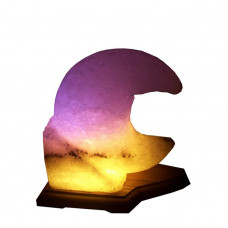 Соляная лампа Месяц 3-4 кг
