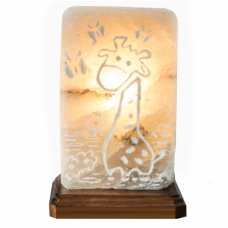 Соляная лампа Жирафик 3,5 кг