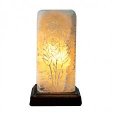 Соляная лампа Колоски пшеницы 3 кг