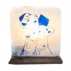 Соляная лампа Далматинцы 4,2 кг