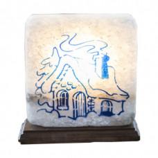 Соляная лампа Домик 4,2 кг
