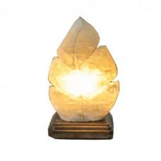 Соляная лампа Лист 2 кг