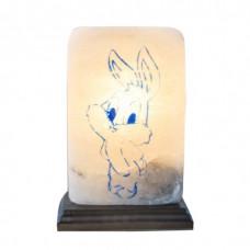 Соляная лампа Заяц малый 3,5 кг