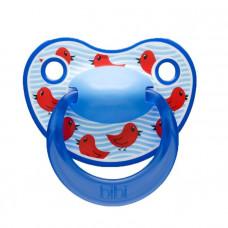Пустышка силиконовая Bibi Balloon 0-6 мес.