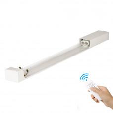 Бактерицидный облучатель настенный SM Technology SMT-W60/360 Безозоновый 60 Вт с пультом ДУ и таймером