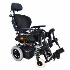 Складная инвалидная коляска с электроприводом Invacare FOX