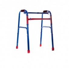 Ходунки детские шагающие регулируемые по высоте цветные Medok MED-03-004-Col