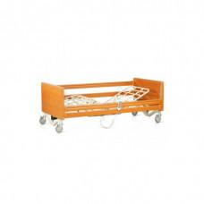 Кровать с электроприводом 4х-секционное на колесах REHA-C1