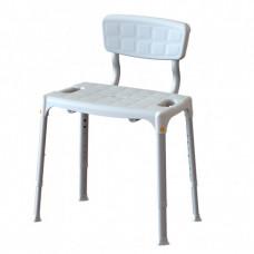Стул для ванной и душа со спинкой, OSD KING-SSB-14