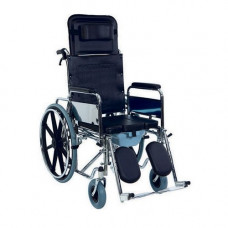Многофункциональная инвалидная коляска с санитарным оснащением Heaco G124
