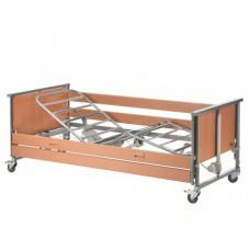 4-х секционная кровать с электроприводом Invacare Medley Ergo SW