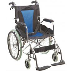 Инвалидная алюминиевая коляска, без двигателя Heaco Golfi G503