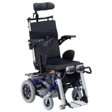 Инвалидная коляска с электроприводом и функцией вертикализации Invacare Dragon Vertic