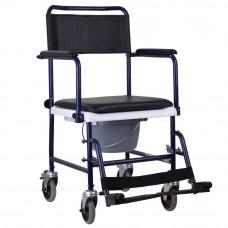 Кресло-каталка с санитарным оснащением, OSD-MOD-JBS367A