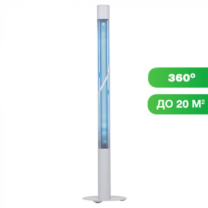 Лампа бактерицидная SM Technology SMT-15/360 Озоновая