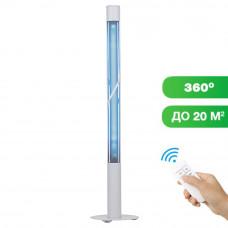 Бактерицидный облучатель SM Technology SMT-15/360 Озоновый с пультом ДУ и таймером