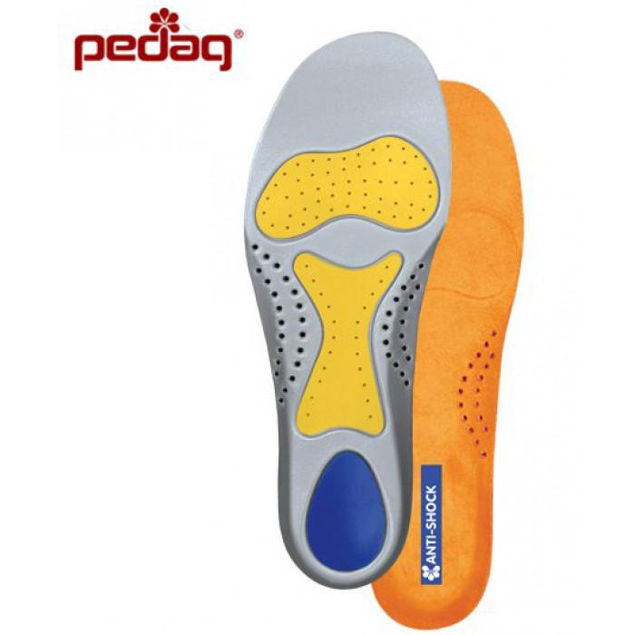 Ортопедическая спортивная стелька Pedag ANTI-SHOCK 194
