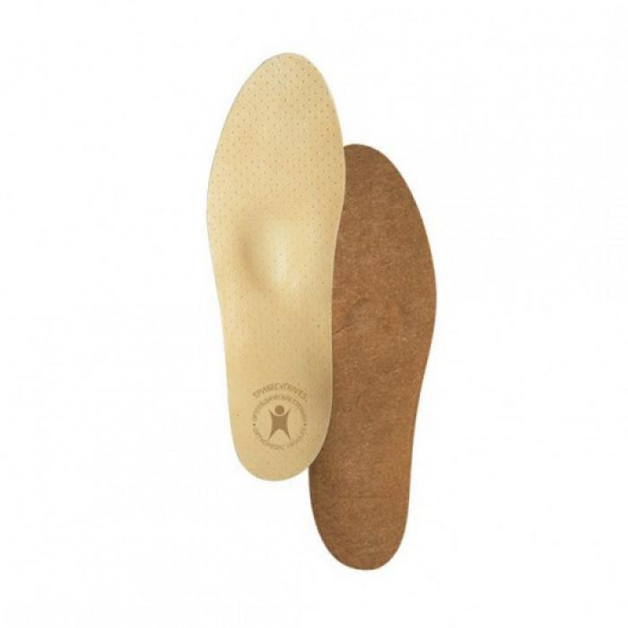 Мужские ортопедические стельки для закрытой обуви Тривес СТ-103