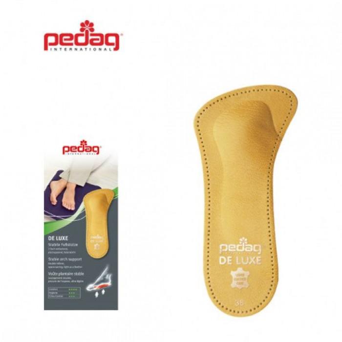 Pedag DE LUXE 123 - Полустелька-супинатор для модельной обуви