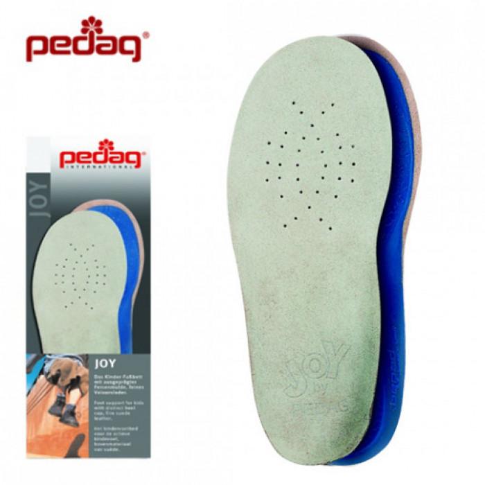 Детская ортопедическая каркасная стелька-супинатор для всех типов закрытой обуви Pedag JOY 122