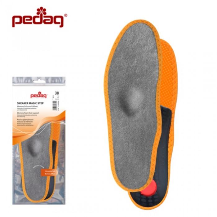 Ортопедическая каркасная стелька-супинатор для закрытой обуви SNEAKER MAGIC STEP 180