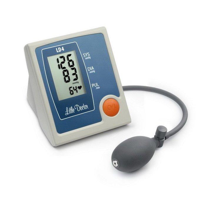 Полуавтоматический тонометр Little Doctor LD4