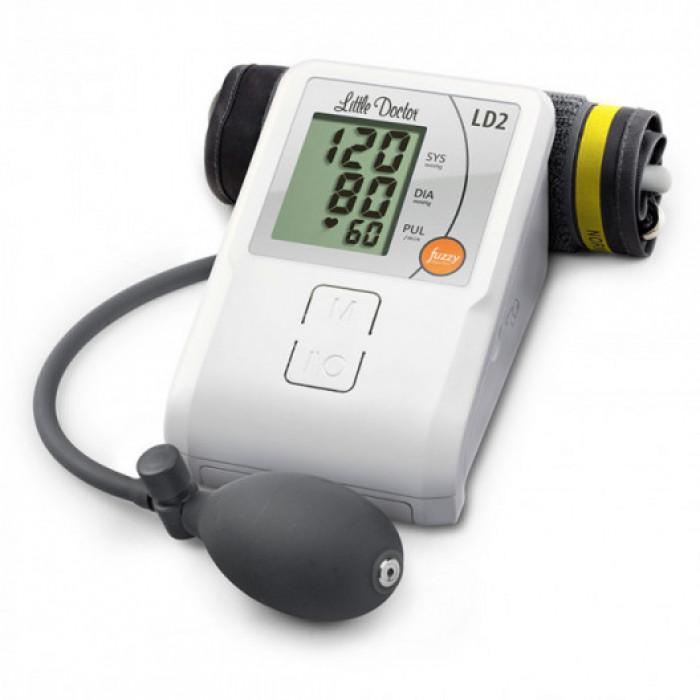 Полуавтоматический тонометр на плечо LD2