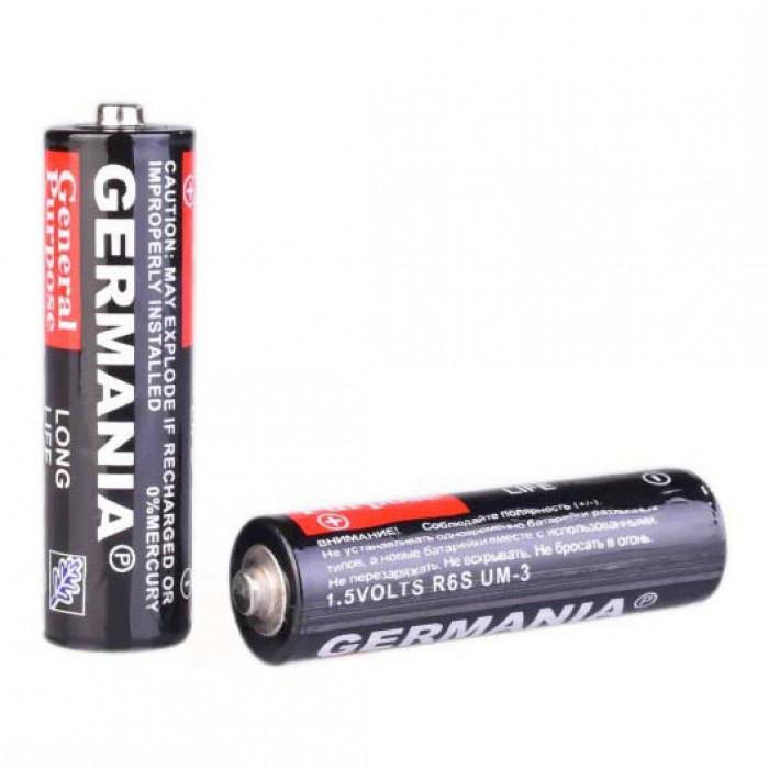 Батарейки Germania AA (4 шт)