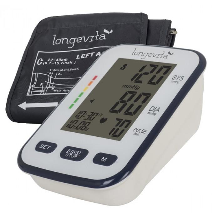 Автоматический тонометр Longevita BP-102M