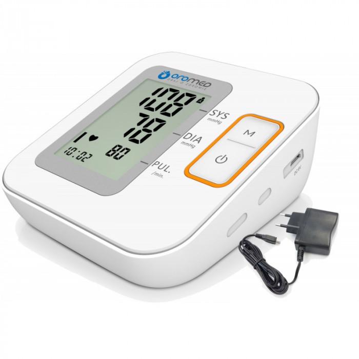 Тонометр автоматический с адаптером Oromed ORO-N2 BASIC-Z